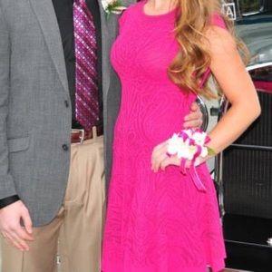RVN pink dress